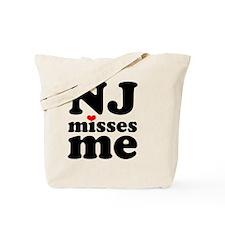 NJMM-sm Tote Bag