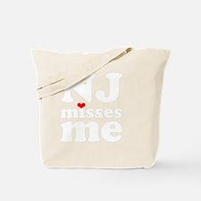 NJMM-wt Tote Bag