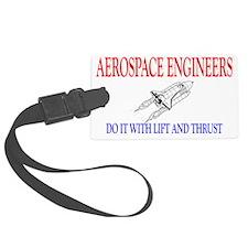 AEROSPACEENGINEERSDOIT Luggage Tag