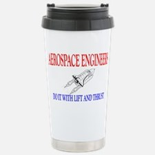 AEROSPACEENGINEERSDOIT Stainless Steel Travel Mug