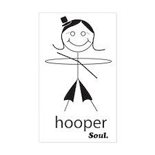 Hooper Soul Girl Decal