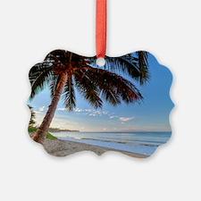 Maui Paradise Beach Hawaii 3 Ornament