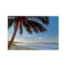 Maui Paradise Beach Hawaii 3 Rectangle Magnet