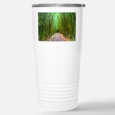 maui hana bamboo forest hike 2 Travel Mug