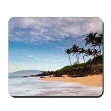 Changs Beach Maui Hawaii Mousepad