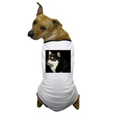 cal_shiba_dec Dog T-Shirt