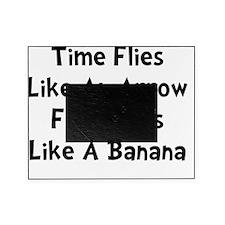 Fruit Flies Black Picture Frame