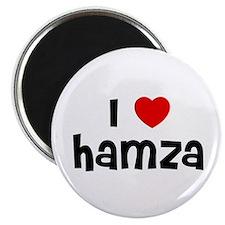 I * Hamza Magnet