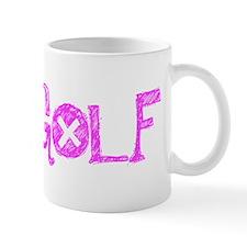 INDIE GIRL SHIRT - DISC GOLF - BIRDSHOT Mug