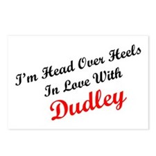 In Love with Dudley Postcards (Package of 8)