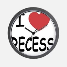 RECESS Wall Clock