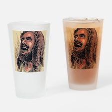 Laughing_Jesus Drinking Glass