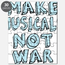 MAKE-MUSICALS-NOT-WAR2 Puzzle