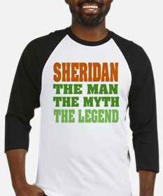 Sheridan The Legend Baseball Jersey