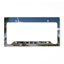 Atlanta_5x3rect_sticker_Georg License Plate Holder