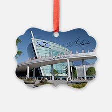 Atlanta_5x3rect_sticker_GeorgiaAq Ornament