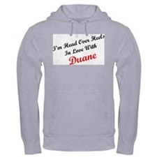 In Love with Duane Hoodie