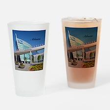 Atlanta_4.25x4.25_Tile Coaster_Geor Drinking Glass