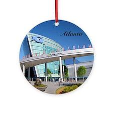 Atlanta_4.25x4.25_Tile Coaster_Geor Round Ornament