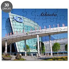 Atlanta_4.25x4.25_Tile Coaster_GeorgiaAquar Puzzle