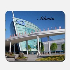 Atlanta_4.25x4.25_Tile Coaster_GeorgiaAq Mousepad