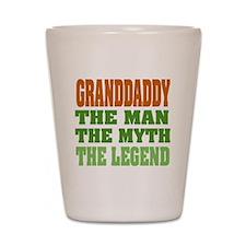 Granddaddy The Legend Shot Glass