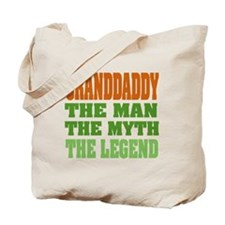Granddaddy The Legend Tote Bag