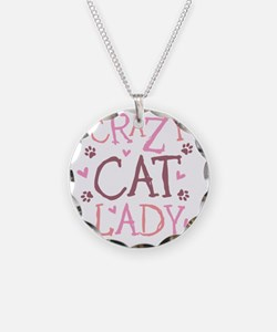 Crazy-Cat-Lady-updated-2011 Necklace