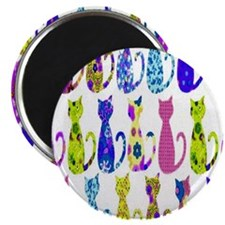 Calico Cat copy Magnet