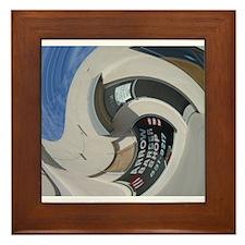 Arrow Barber Shop -- Jefferso Framed Tile