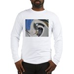 Arrow Barber Shop -- Jefferso Long Sleeve T-Shirt