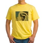 Arrow Barber Shop -- Jefferso Yellow T-Shirt