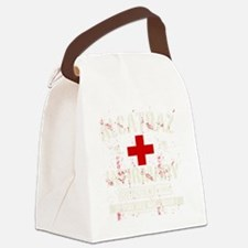 ALCATRAZ_INFIRMARY Canvas Lunch Bag