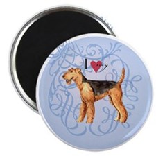 airedale-charm2 Magnet