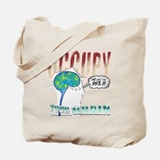 occupy-onblack Tote Bag