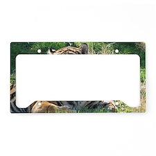 TigerWA Shoulder License Plate Holder