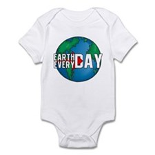 Earth Day Every Day Infant Bodysuit