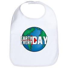 Earth Day Every Day Bib