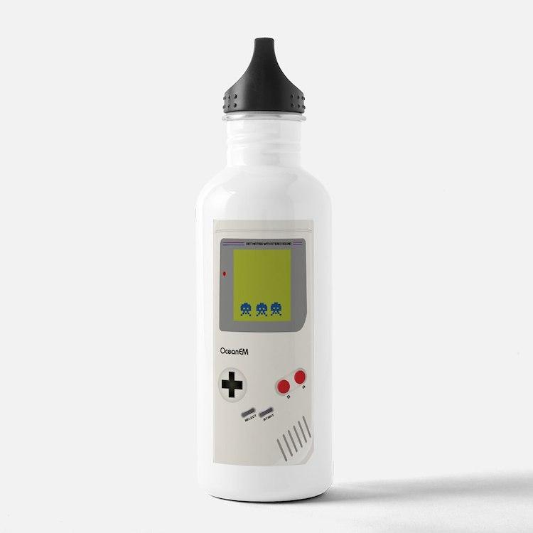 gameboy Water Bottle