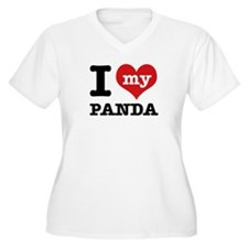 i love my Panda T-Shirt