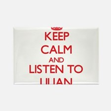 Keep Calm and listen to Lilian Magnets