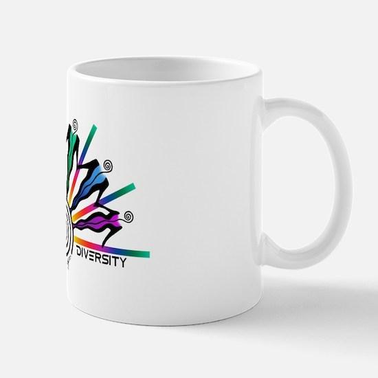 Diversity Strip Mug