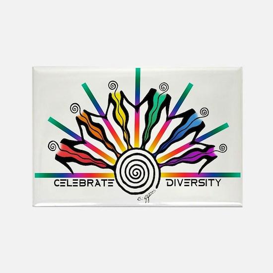 Diversity Strip Rectangle Magnet
