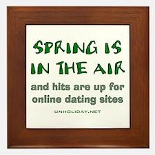 Spring Losers Online Framed Tile