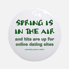 Spring Losers Online Ornament (Round)