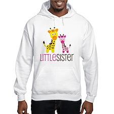 GiraffeLittleSisterV2 Hoodie