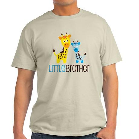 GiraffeLittleBrotherV2 Light T-Shirt