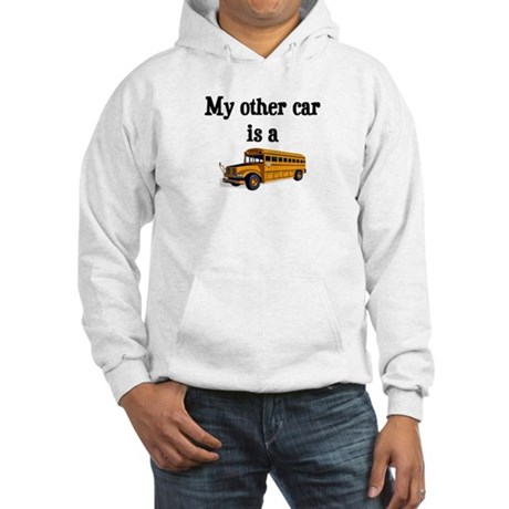 My Other Car Is.. Hooded Sweatshirt