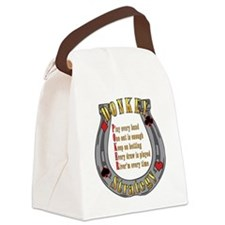 Poker_final png Canvas Lunch Bag