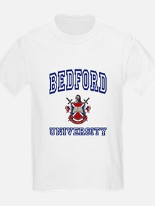 BEDFORD University Kids T-Shirt